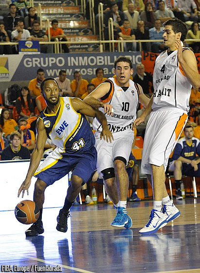 41. Kenneth Hasbrouck (EWE Baskets)